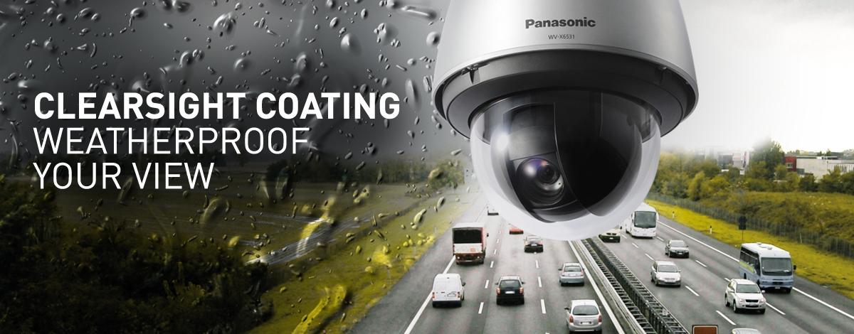i-PRO ClearSight Coating